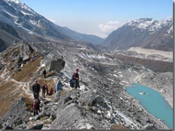 mt. everest trekking